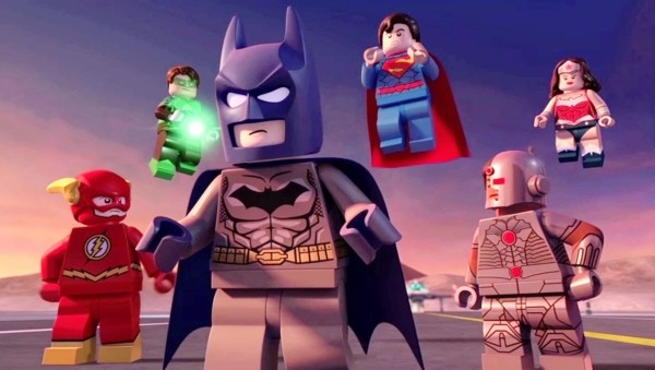 LEGO DC Comics Superheroes - Justice League: Attack of the Legion of Doom