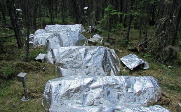 nasa fire shelter