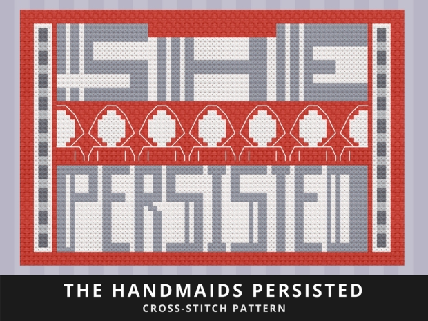 The Handmaids Persisted Cover Image