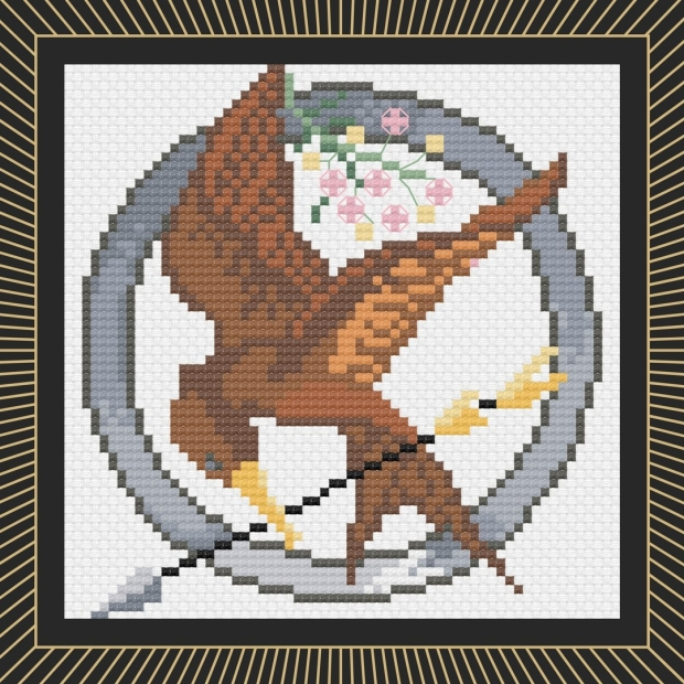 Framed_Mockingjay