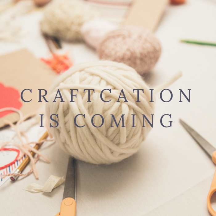 Craftcation_is_Coming